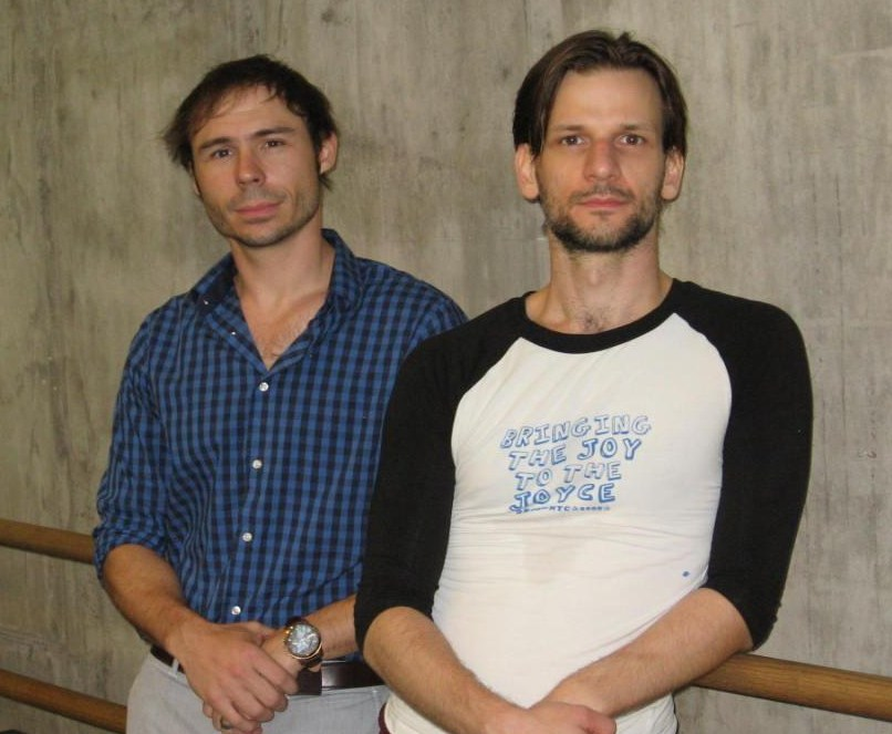 Artistic directors Anthony Krutzkamp and Logan Pachciarz