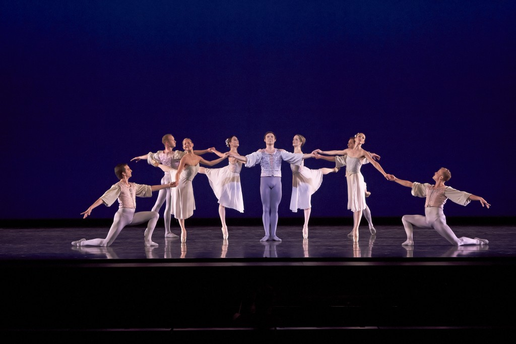 Balanchine's 'Allegro Brillante'