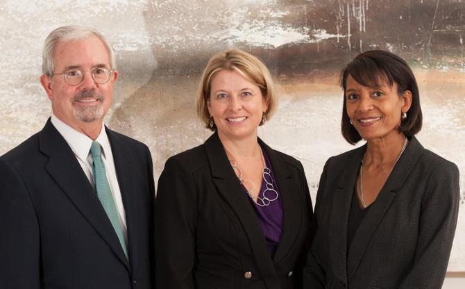 2013-10-02 (3) Bill Bruning, Brenda Sharpe, Faith Mitchell
