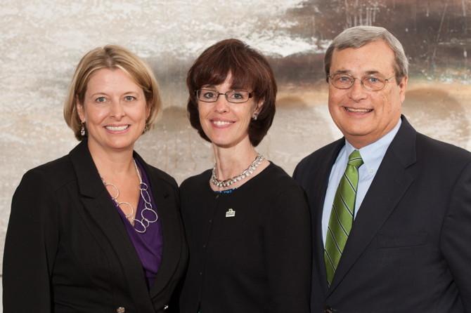 2013-10-02 (4) Brenda Sharpe, Bridget McCandless, Steve Roling