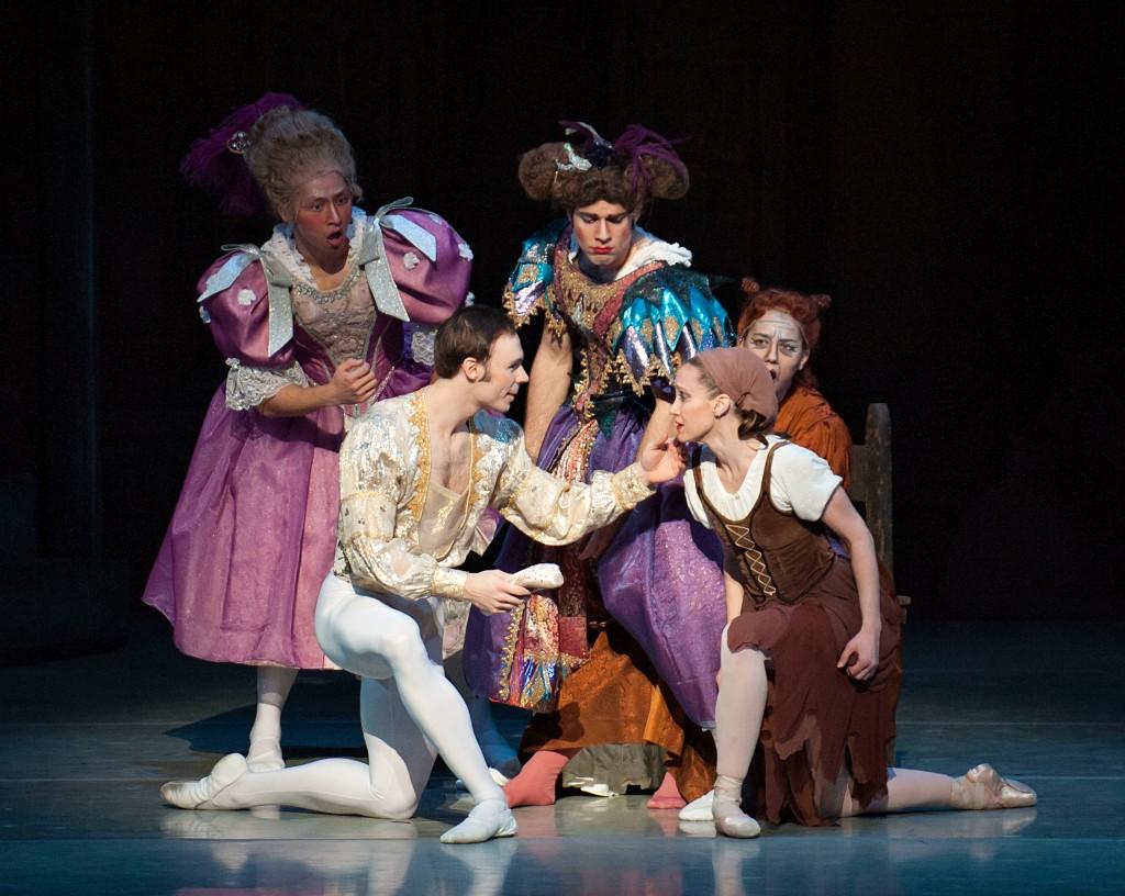 Victoria Morgan's 'Cinderella' as performed by Cincinnati Ballet