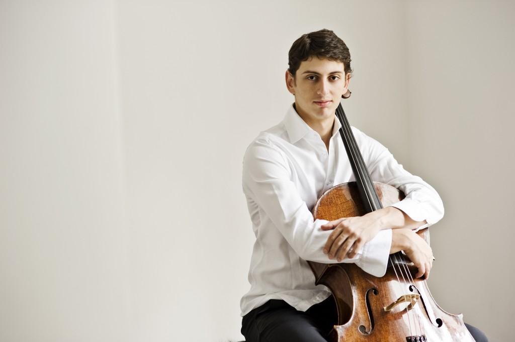 Narek Hakhnazaryan gave a bracing performance of Shostakovich
