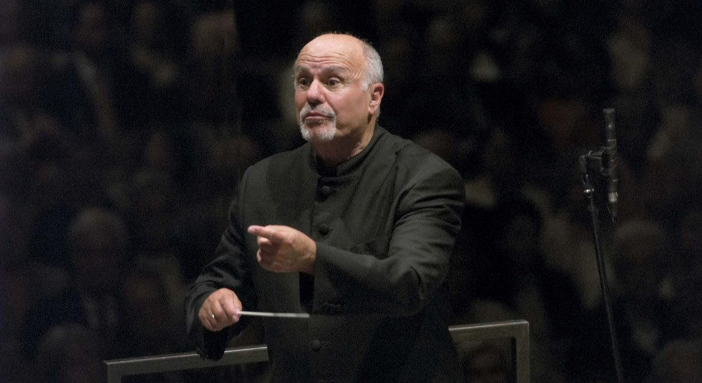 The great American conductor David Zinman leads the KC Symphony / Photo by Priska Ketterer