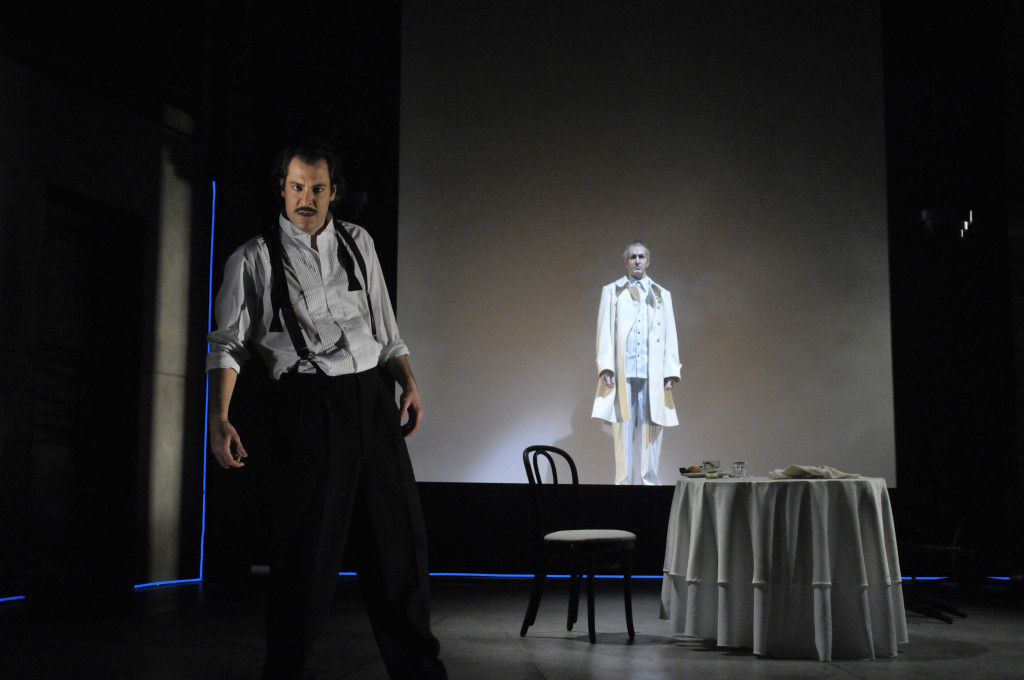Kentucky Opera presented Kristine's first noir 'Giovanni' / Photo by Patrick Pfister