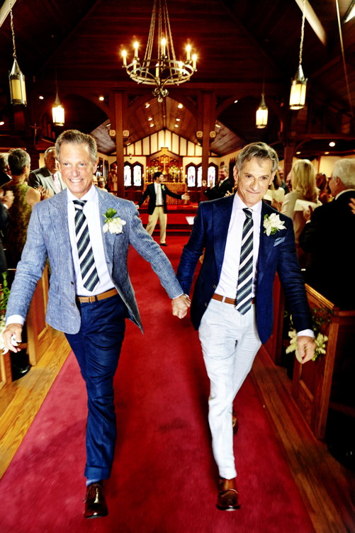 Marshall Watson congratulations, john & paul! « the independent