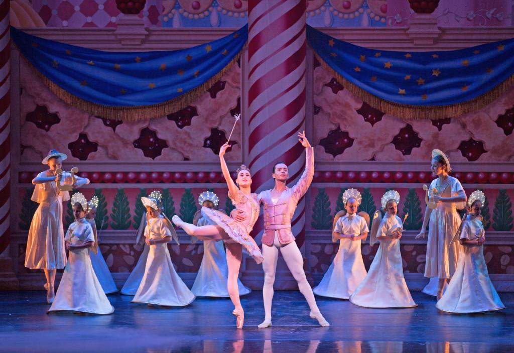 All photos by Rosalie O'Connor / Courtesy Kansas City Ballet