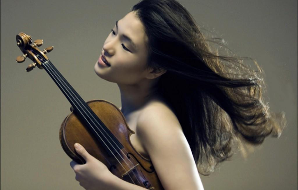 Ye-Eun Choi / Photo by Felix Broede, IMG Artists