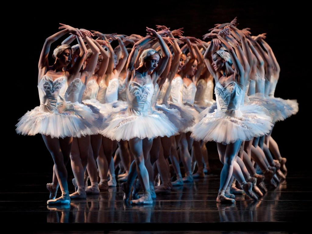 'Swan Lake' at Cincinnati Ballet, where Devon was associate artistic director before coming to Kansas City / Photo by Peter Mueller