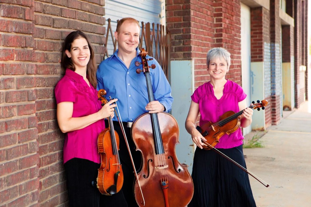 Three pillars of the series have been violist Jessica Nance, cellist Alexander East and violinist Mary Garcia Grant, all longtime KC Symphony members