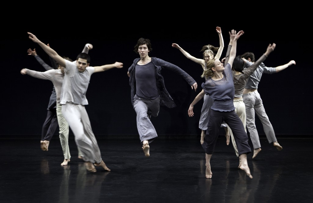 Doug Varone and Dancers will take part in the Lyric production / Photo by Cylla von Tiedemann