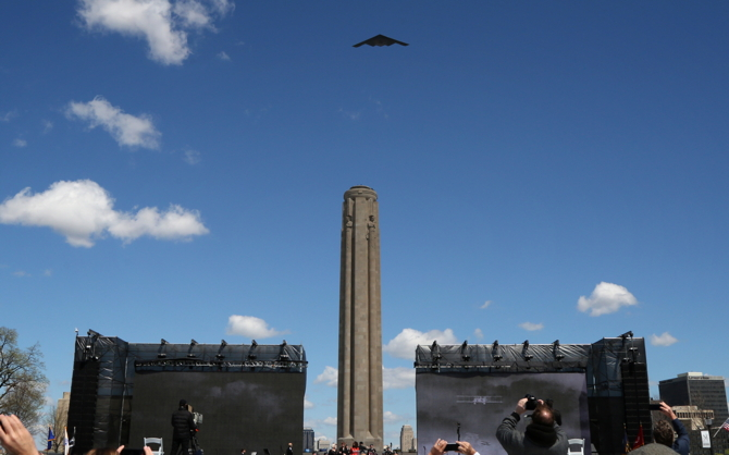 World War I 100th Anniversary Ceremony. Photo by Christopher Smith