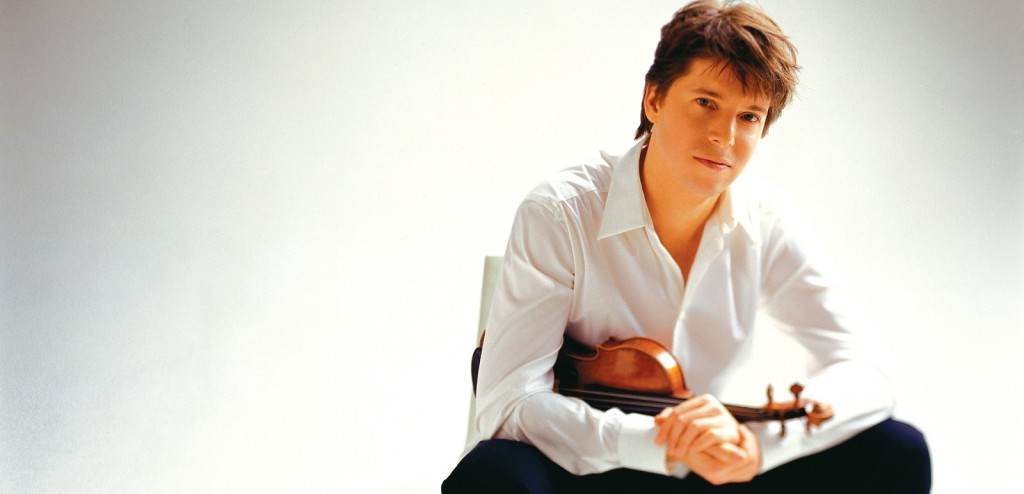 Joshua Bell / Photo by Bill Phelps