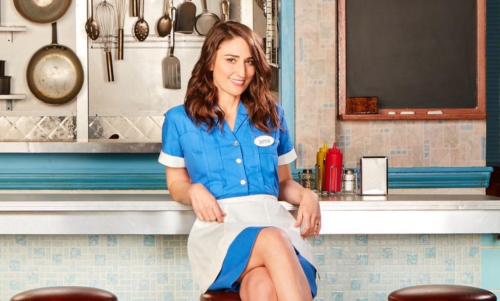 Sara Bareilles stars in 'Waitress: The Musical' / Photo by Josh Lehrer