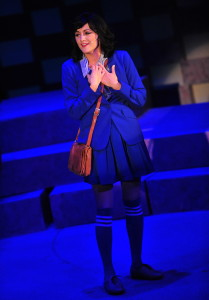 Katie Karel in Heathers_Photo by Manon Halliburton