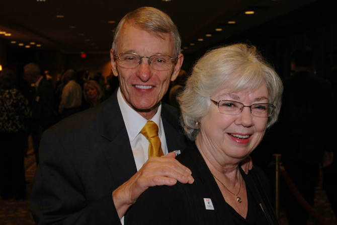 John and Carol Yorke