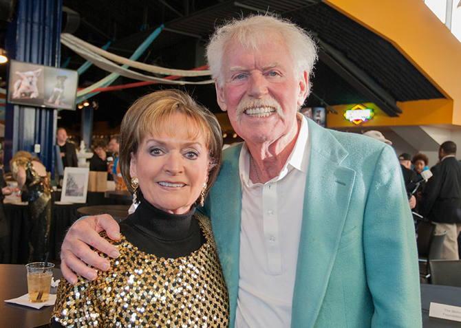 Pam Scott and Larry Scott