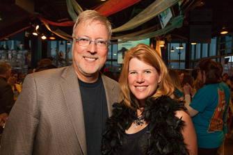 Sam Meers and Julie Nelson Meers
