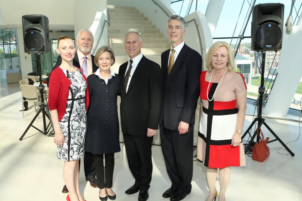 Aisling Hill-Connor, Jeffrey Bentley, William Whitener, Thomas Whittaker and Julia Irene Kauffman