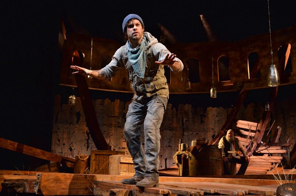 Photograph courtesy of Kansas City Repertory Theatre