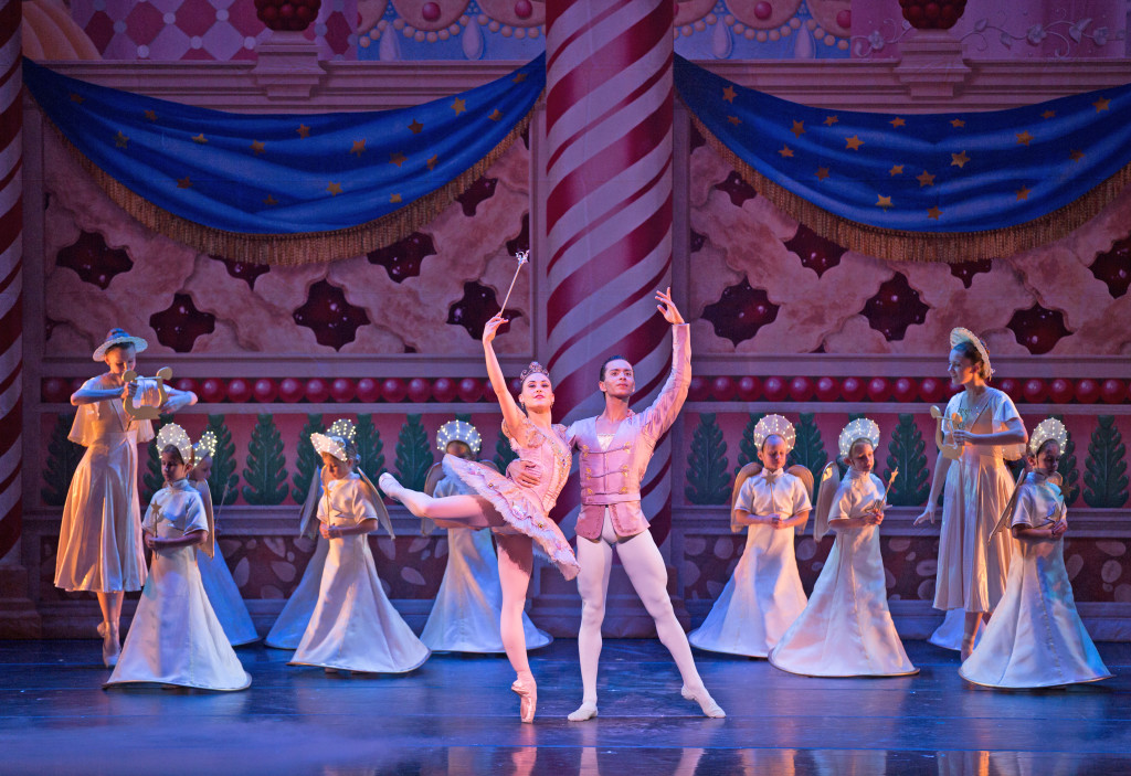 All photos by Rosalie O'Connor / Courtesy Kansas City Ballet