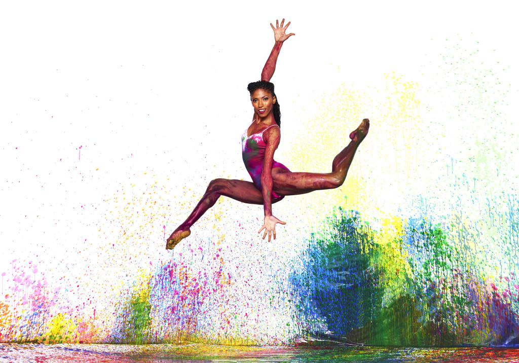 Alvin Ailey American Dance Theater's Jacqueline Green / Photo by Andrew Eccles
