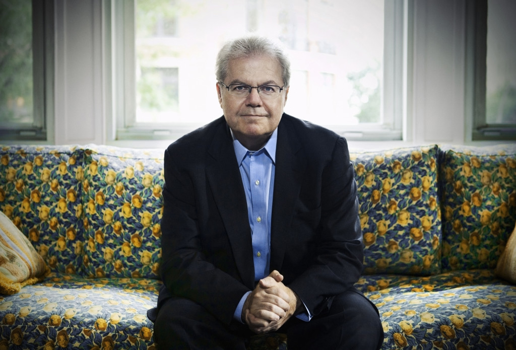 Emanuel Ax / Photo by Lisa Marie Mazzucco