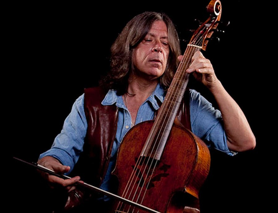 Gerald Trimble, virtuoso on the viola da gamba, is also an expert in music from a wide range of cultures