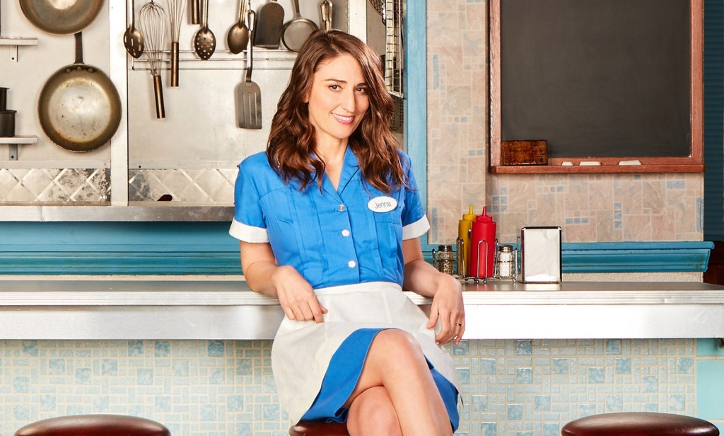 Sara Bareilles stars in 'Waitress: The Musical' / Photo by Josh Lehrer
