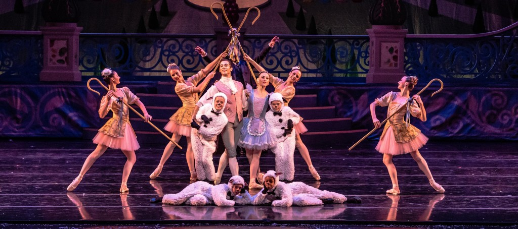 Kansas City Ballet performs Devon Carney's 'The Nutcracker' / Photography by Brett Pruitt & East Market Studios